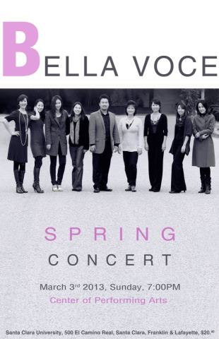 9d9b56f59fb56e 베이지역교계- 아름다움목소리들의향연- Bella Voce Spring Concert